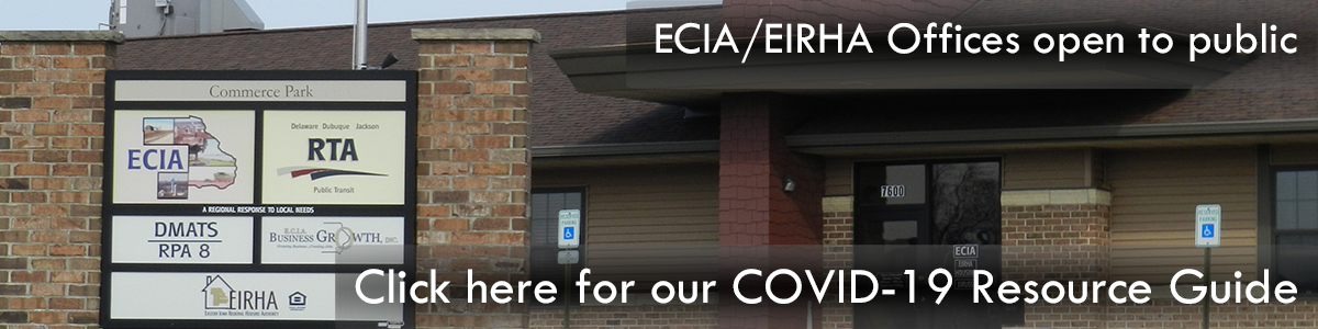 ECIA Offices Reopen