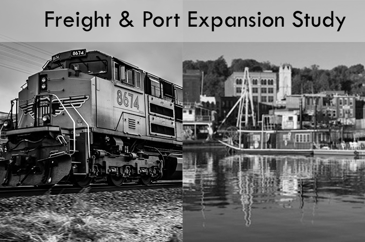 Freight & Port Expansion Study